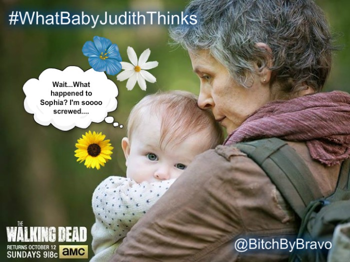 What BabyJudith Thinks2