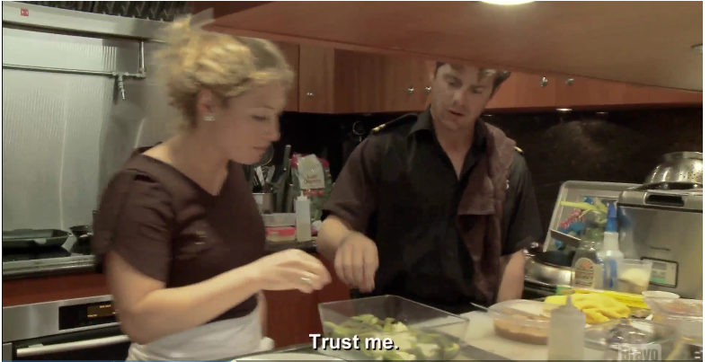 """BelowDeck Charter Guest Tells What """"Chef Rocky's"""" Dinner Tasted Like"""