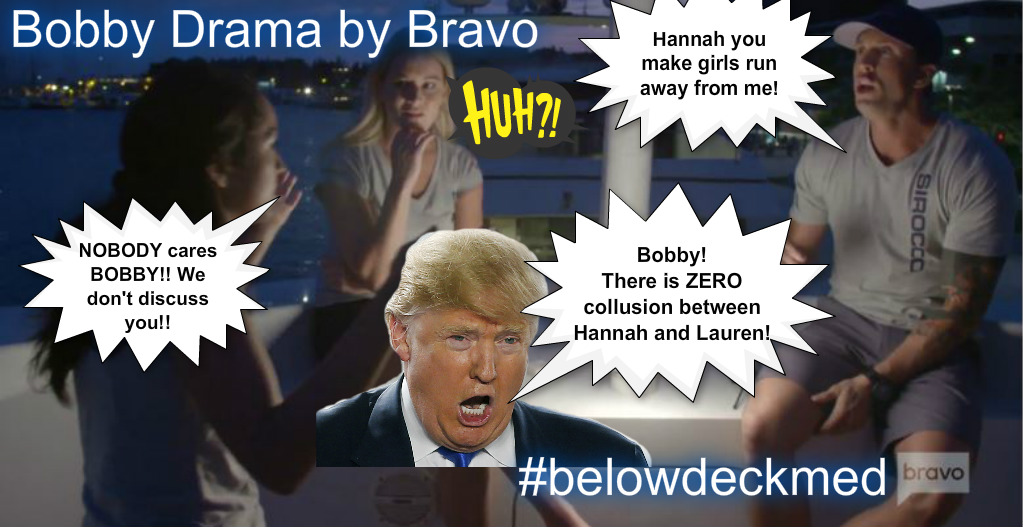 "BelowDeckMed 5/16 RECAP ""Chefs, Lies, and FaceTime"" – Bitch"