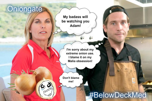 "BelowDeckMed RECAP ""I Hate White Balls and My Money is New"